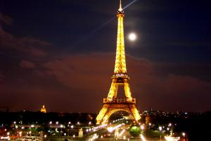 Eiffel Tower - Coastal Vacations