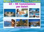 Money.Travel.TimeFreedom