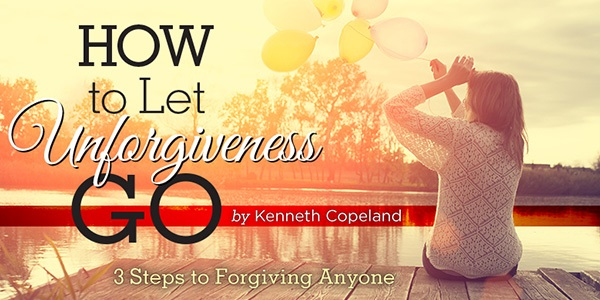 3 steps to forgiveness
