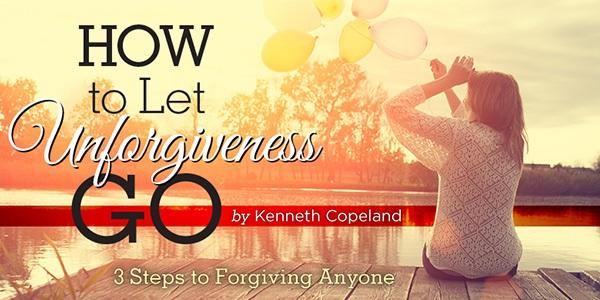 3 steps to forgiveness